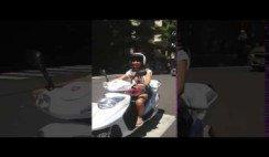 Ema motoquera por Mercedes Sobbrero - Humor - Ser Argentino