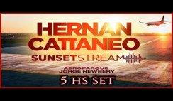 HERNAN CATTANEO - SUNSET STREAM 1080P FULL HD 22/8/2020 [5hs set]