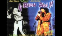 Paloma loca - La mona Jimenez (En vivo)