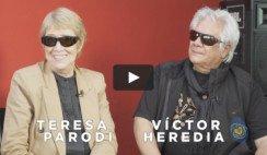 Teresa Parodi y Víctor Heredia - Entrevista