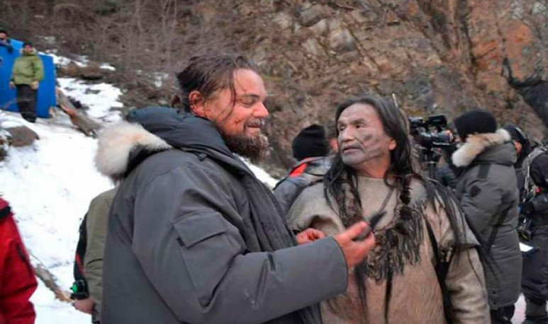 ¿Ushuaia le sacó la mufa a Leo DiCaprio?
