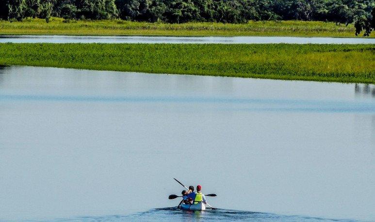 Reserva de Biosfera Laguna Oca y Herraduras del Río Paraguay