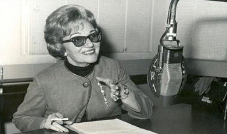 Blackie, la Dama de la Radio