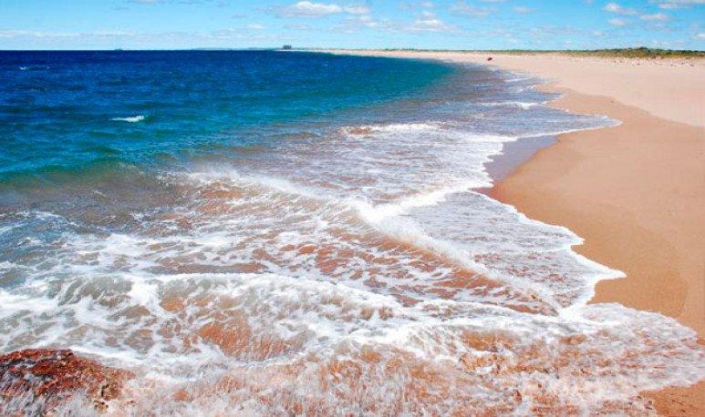 Playas Doradas, una joyita rionegrina