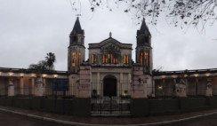 La Iglesia y Convento de San Francisco con sus vestigios de coloniales