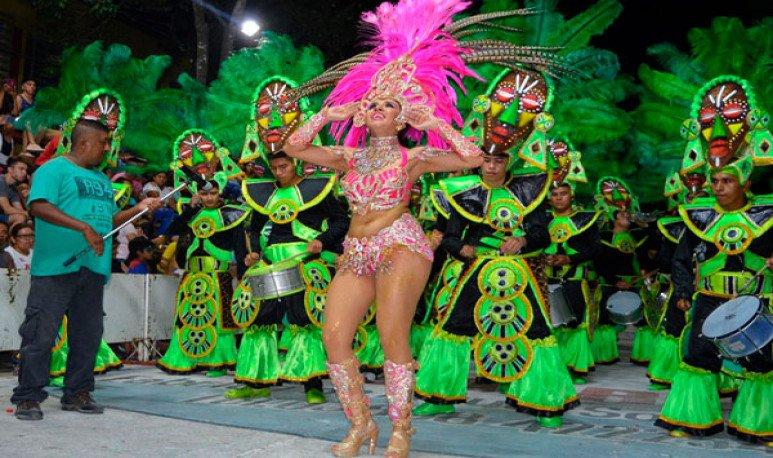 San Pedro: el Carnaval de las Yungas