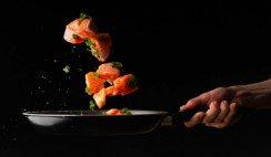Dos recetas con salmón