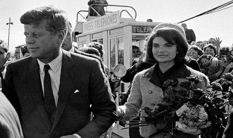 novia cordobesa de Kennedy