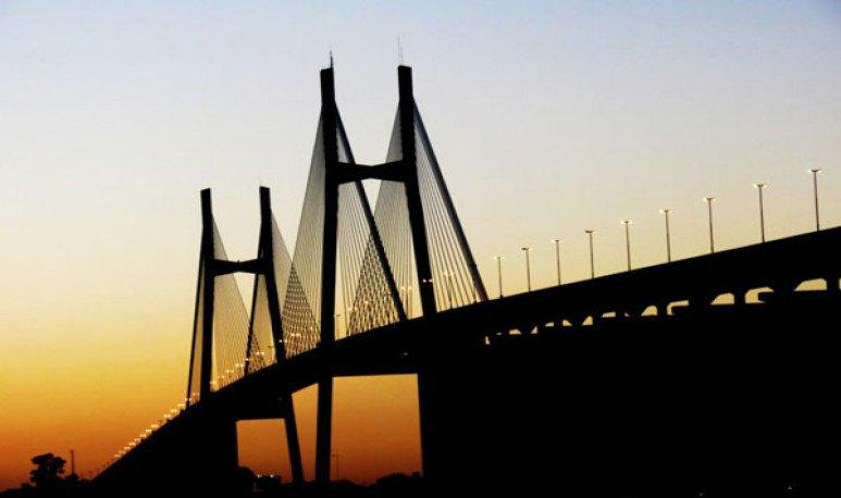 Conocé el Puente Rosario Victoria