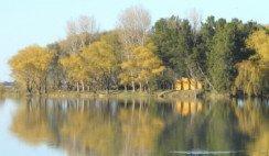la pampa el area mas verde de la provincia