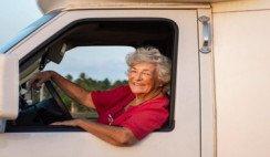 La abuela viajera