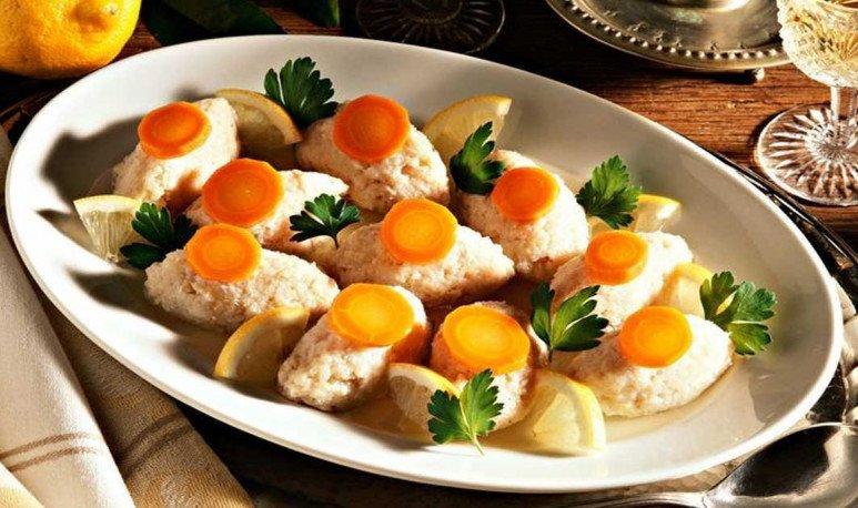 Guefilte fish