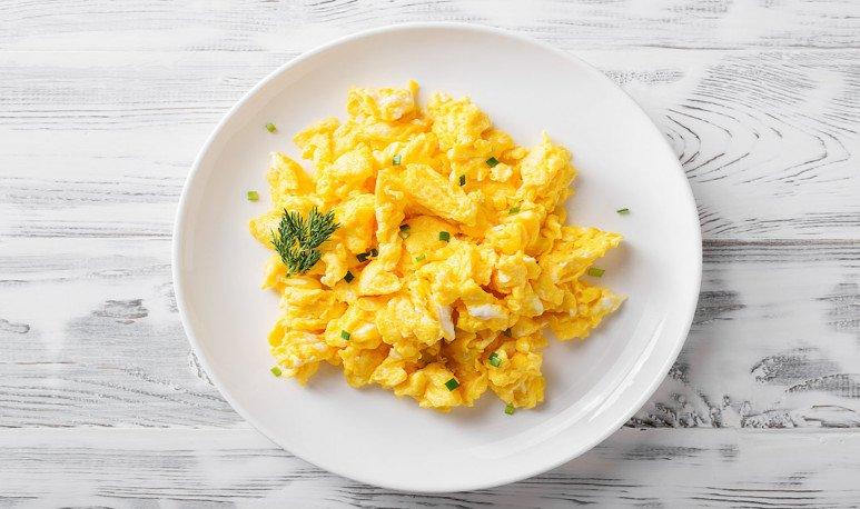 ¿Comés huevos en tu desayuno?