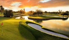 campo de golf termas de rio hondo