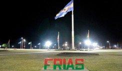 plaza de Frías Santiago del Estero