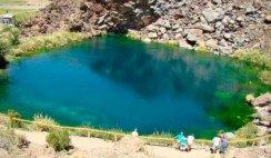 Laguna de la Niña Encantada: el lugar detrás de la leyenda
