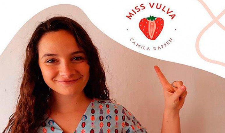Hagan paso que llegó Miss Vulva