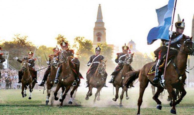 La histórica Batalla de San Lorenzo