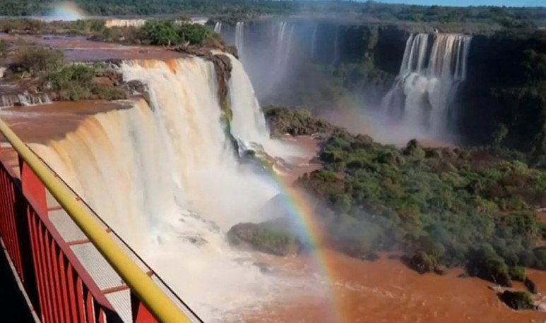 ¿El regreso de Cataratas del Iguazú?