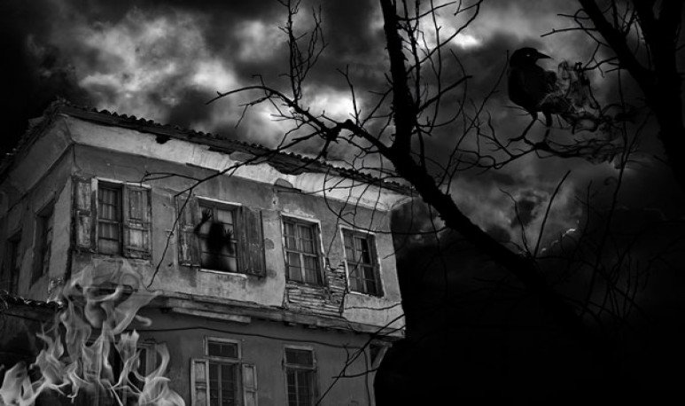 Otra casa embrujada