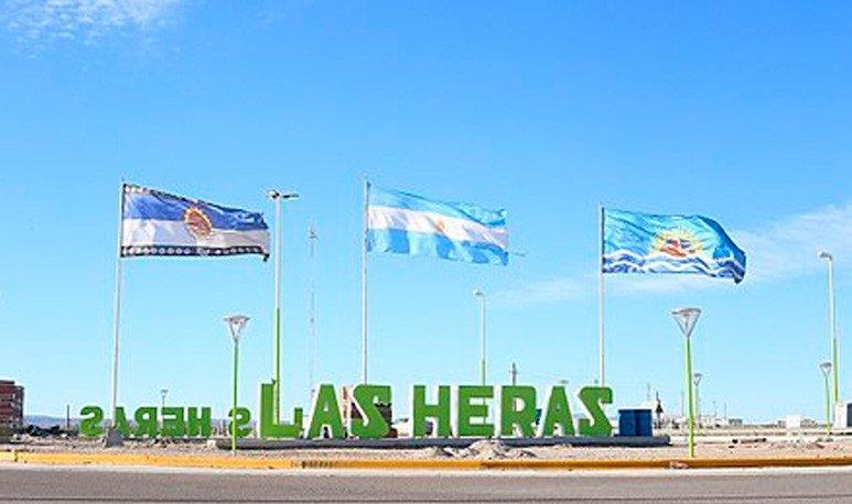 Las-Heras Santa Cruz