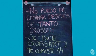 Crossfit o croissant