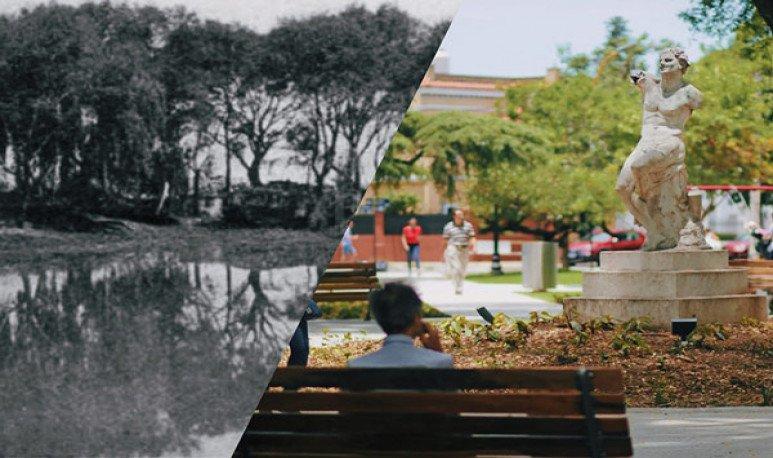 plaza Pueyrredón