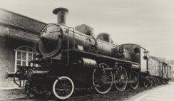 ferrocarril en Chubut