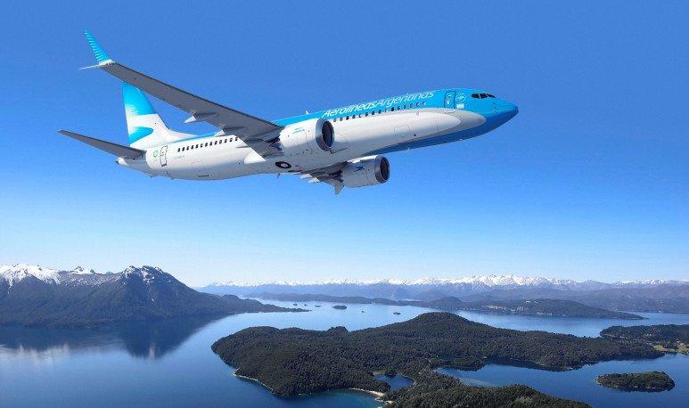 avion aerolineas argentinas