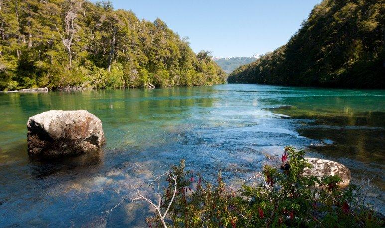 rio arrayanes