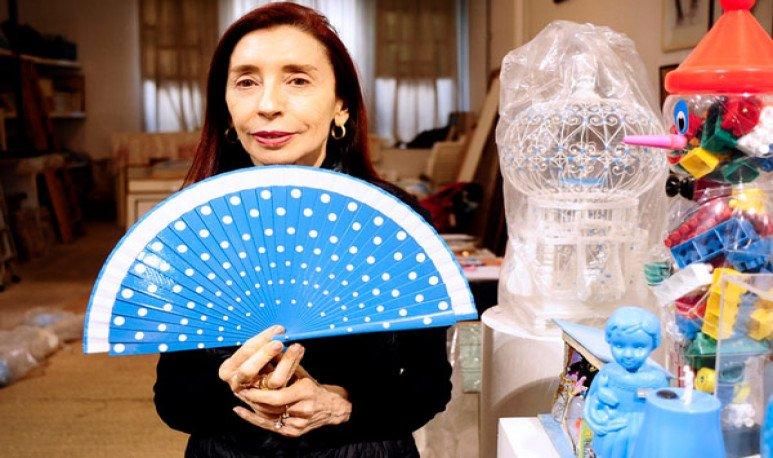 artista Nora Iniesta