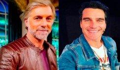 Horacio Cabak y Hernán Drago
