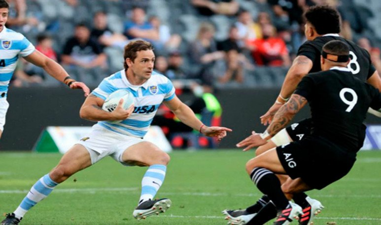 Los Pumas All Blacks