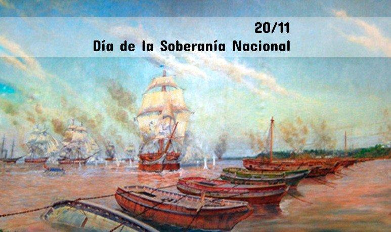 Día de la Soberania Nacional