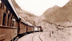 Mendoza tren