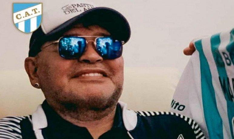 Tucumán homenaje a Maradona