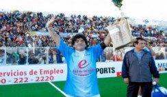 Diego Maradona Paraná