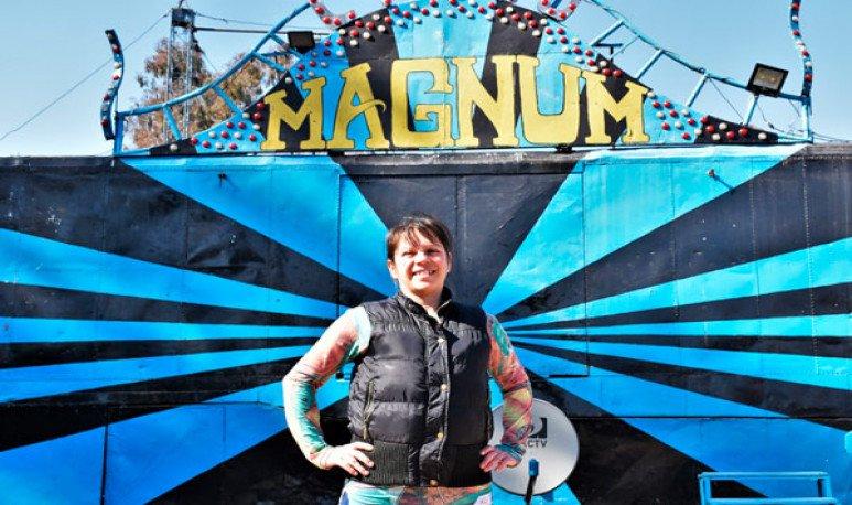 circo varado en Panamá