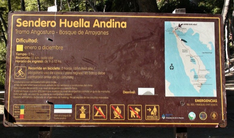 Huella Andina Angostura