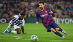 Lionel Messi Record
