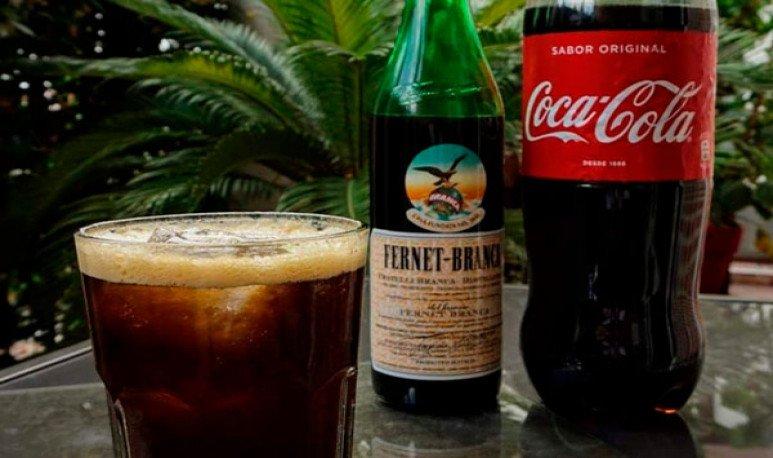 Fernet con Coca