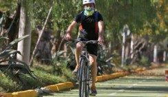 que hacer en bicicleta por mendoza