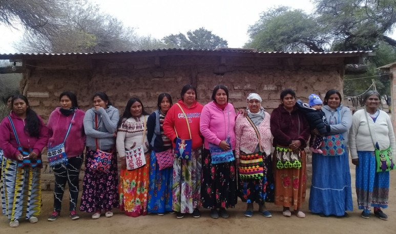 comunidad wichi
