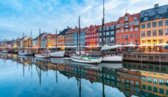 Unvenadenseen Dinamarca