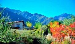 vacaciones en Mendoza