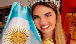 Miss Universo cordobesa