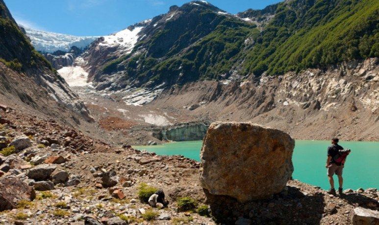La razón por la que todos aman al Glaciar Torrecillas