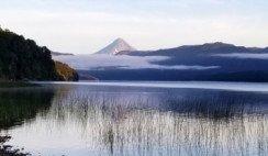 Conocé el Lago Quillén, lugar mágico del Parque Nacional Lanín