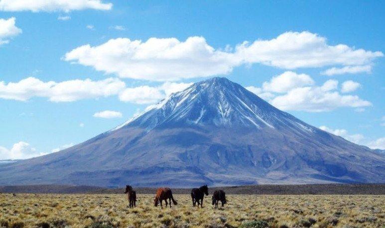 lista de volcanes neuquinos