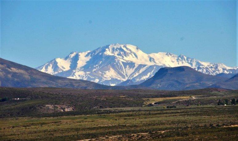 volcanes en la patagonia